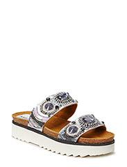 Zoy sandal - Silver
