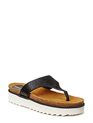 Animal sandal - Black