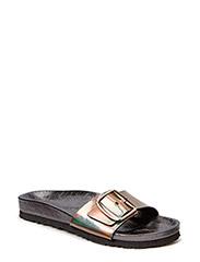Arco-Iris sandal - pewter