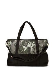 Miami bag - Black/camouflage