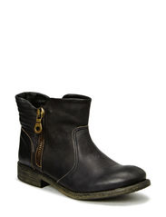Agnello boot - Black
