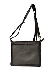 Victoria Bag - Black/Grey