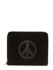 Peace ipad bag - Black