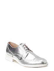 Chaplin shoe - Silver
