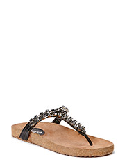 Bling sandal - Black
