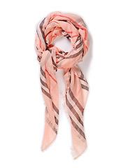 Cane scarf - Rose