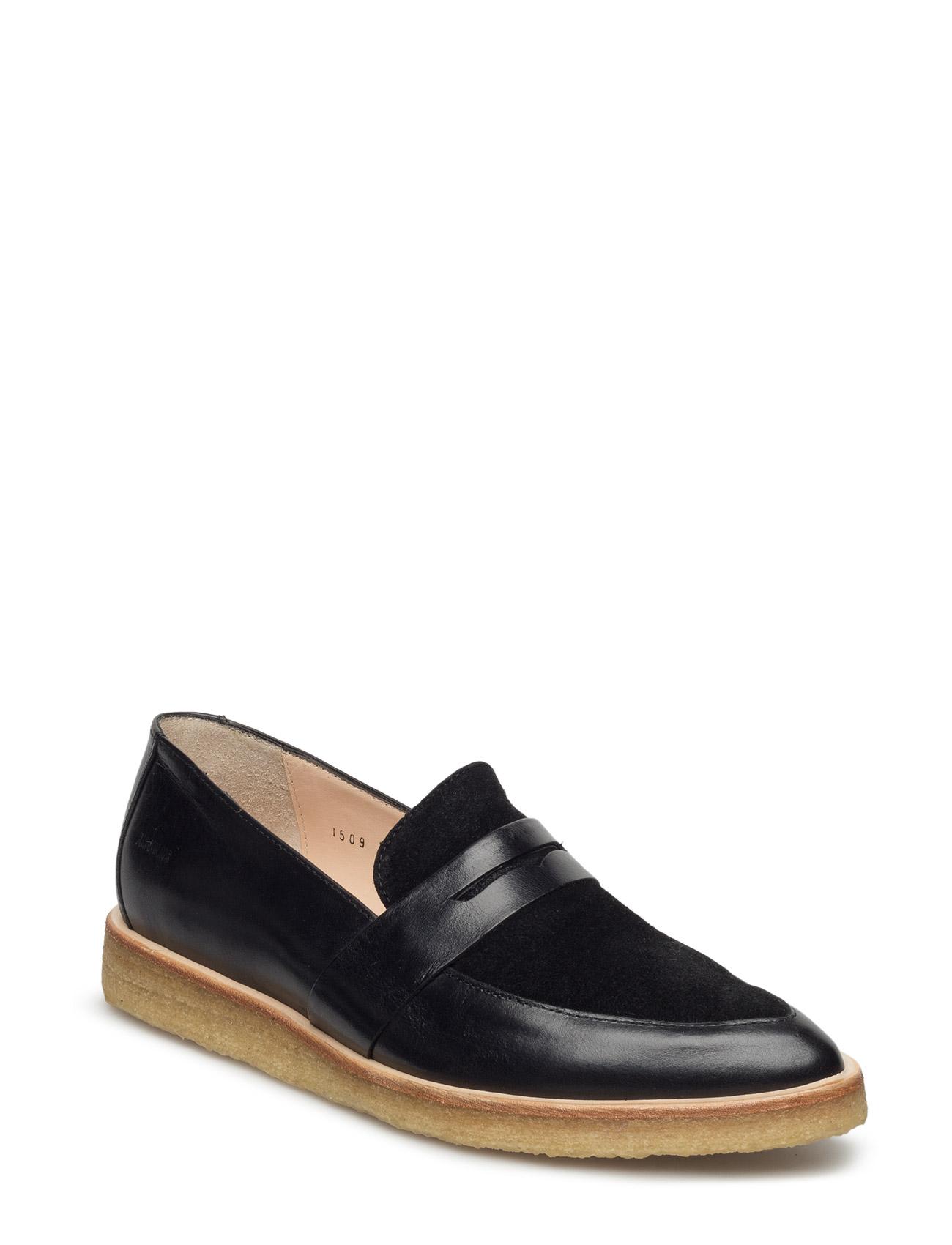 Penny Loafer ANGULUS Flade sko til Damer i