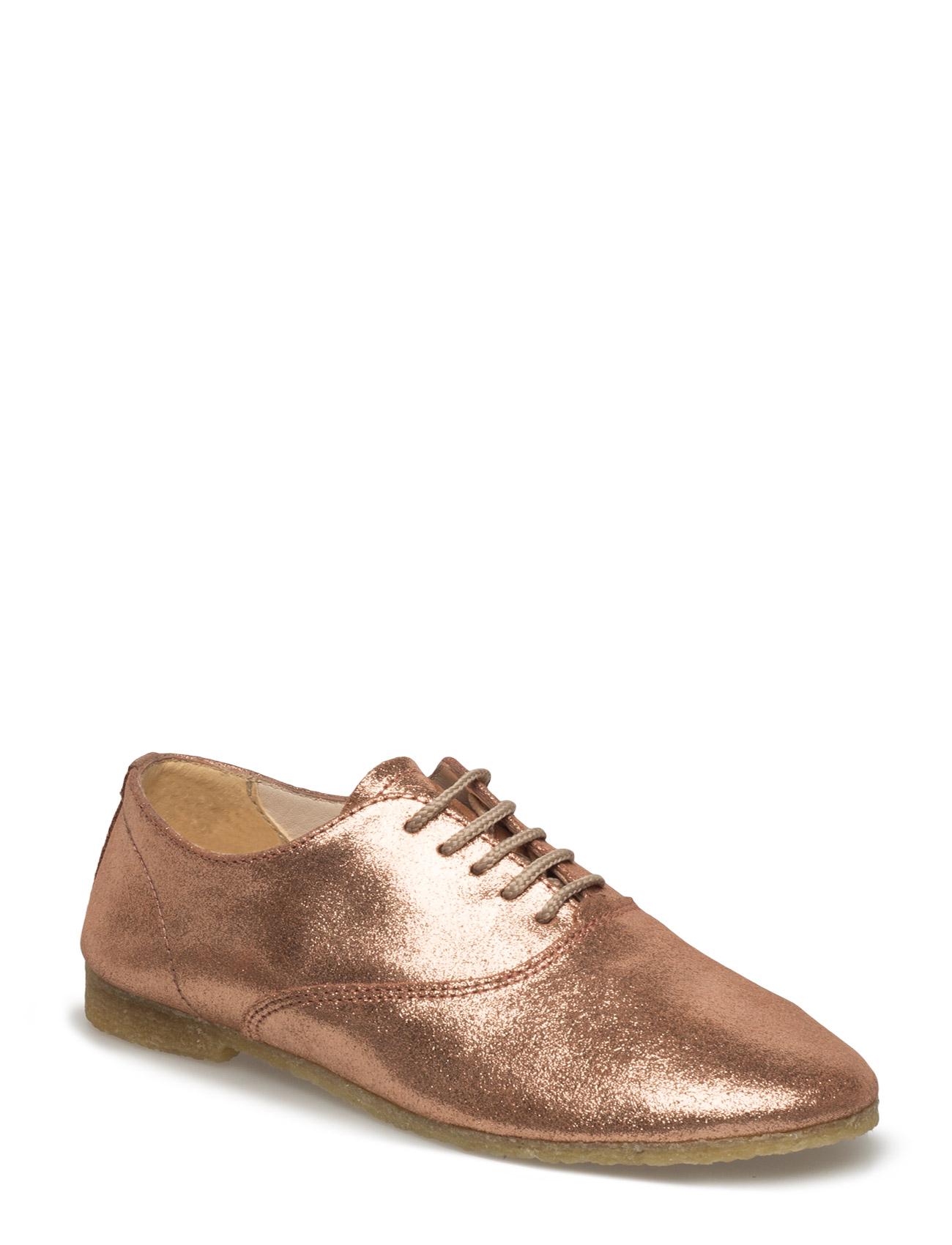 Lace-Up Shoe ANGULUS Platta Skor