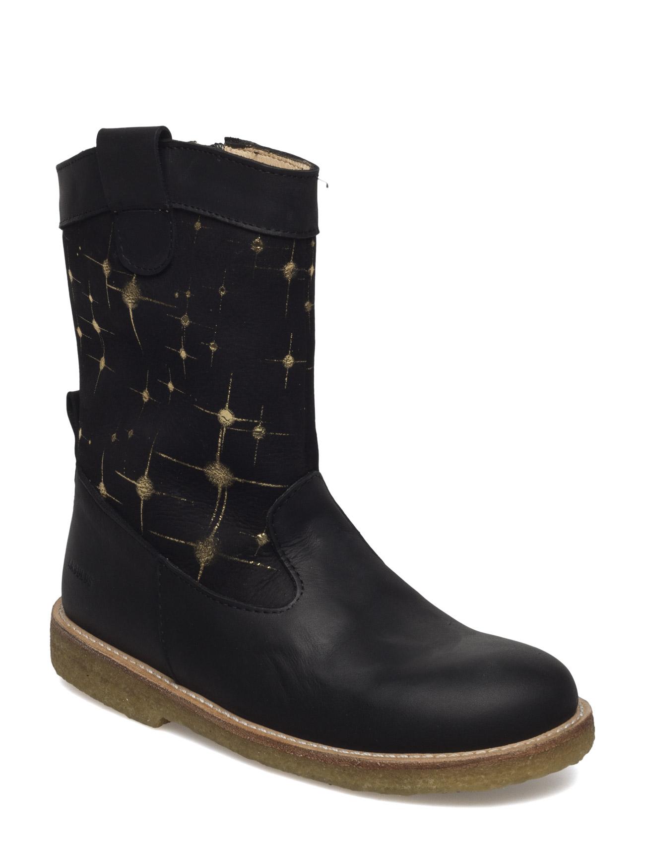 af21f672e8c7 Køb Boots – Flat ANGULUS Sko i til Børn på Boozt.dk