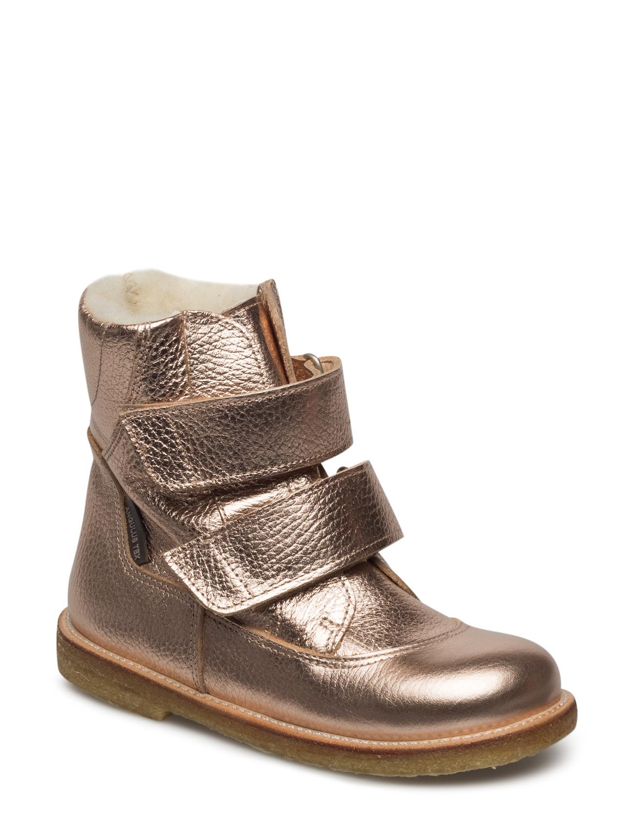 Boots - Flat - With Velcro ANGULUS Stövlar