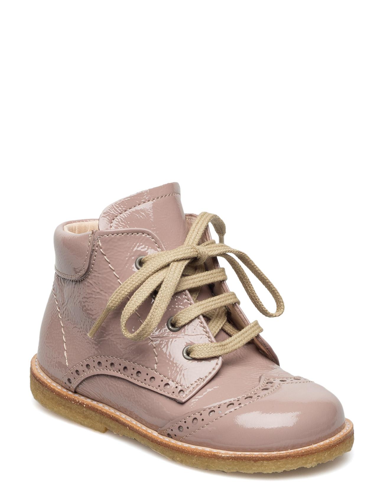 b8716a6f02b Baby Shoe ANGULUS Sko & Sneakers til Børn i 1325 Champagne