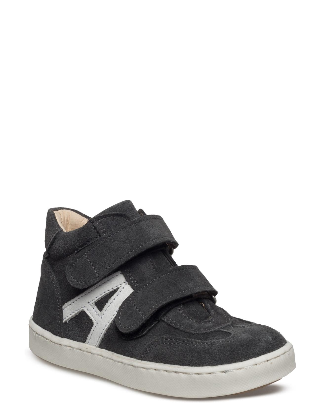 Shoes - Flat - With Velcro ANGULUS Sko & Sneakers til Børn i