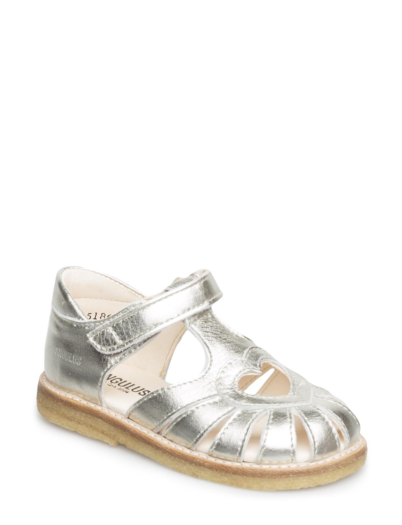 Sandal With Heart Detail ANGULUS Sandaler til Børn i