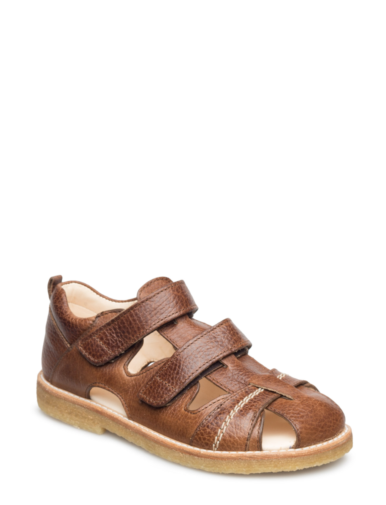 Sandal With 2 Velcro Closures ANGULUS Sandaler til Børn i