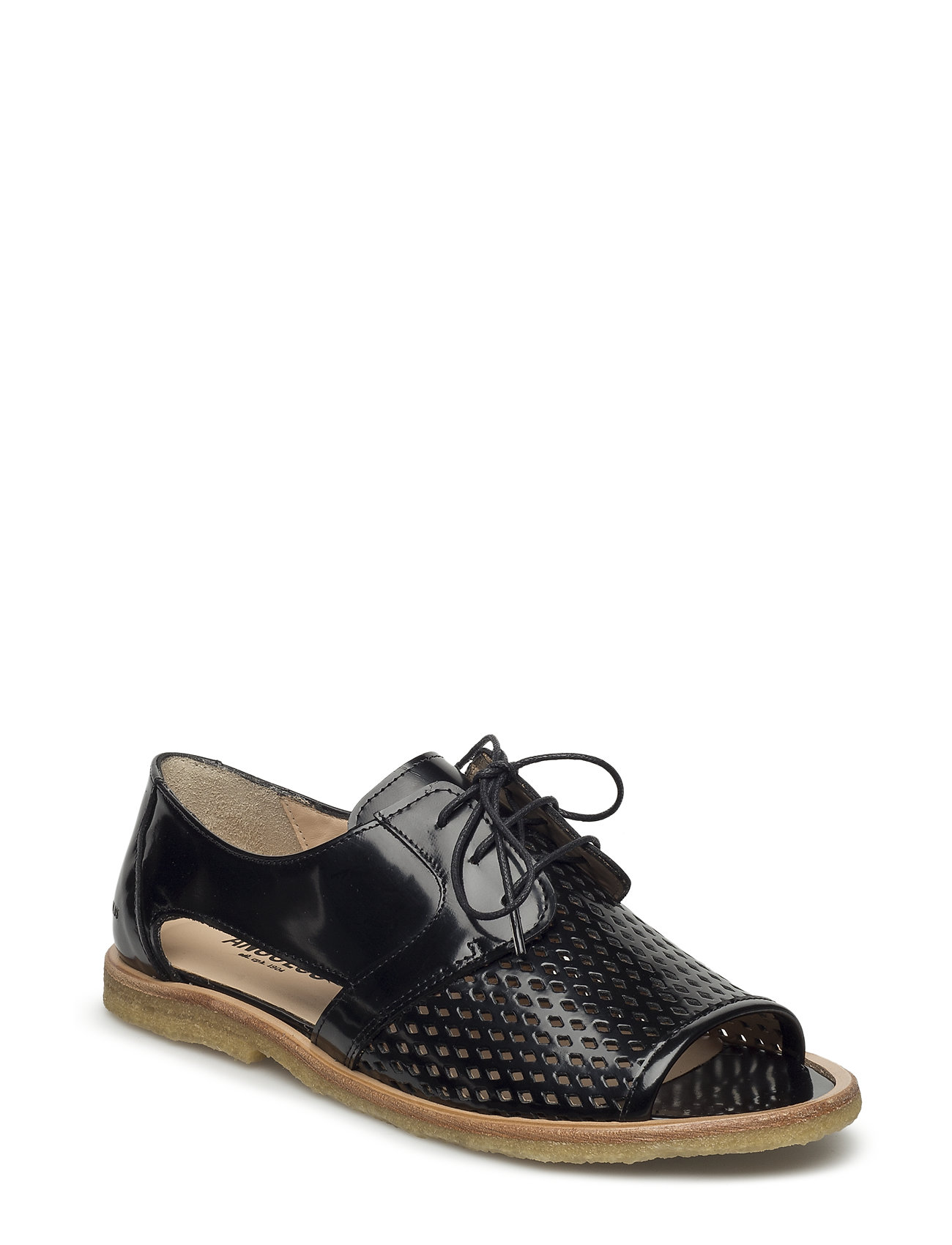 Sandals- Flat  - Open Toe -Closed Counter ANGULUS Sandaler til Kvinder i 1521 hvid