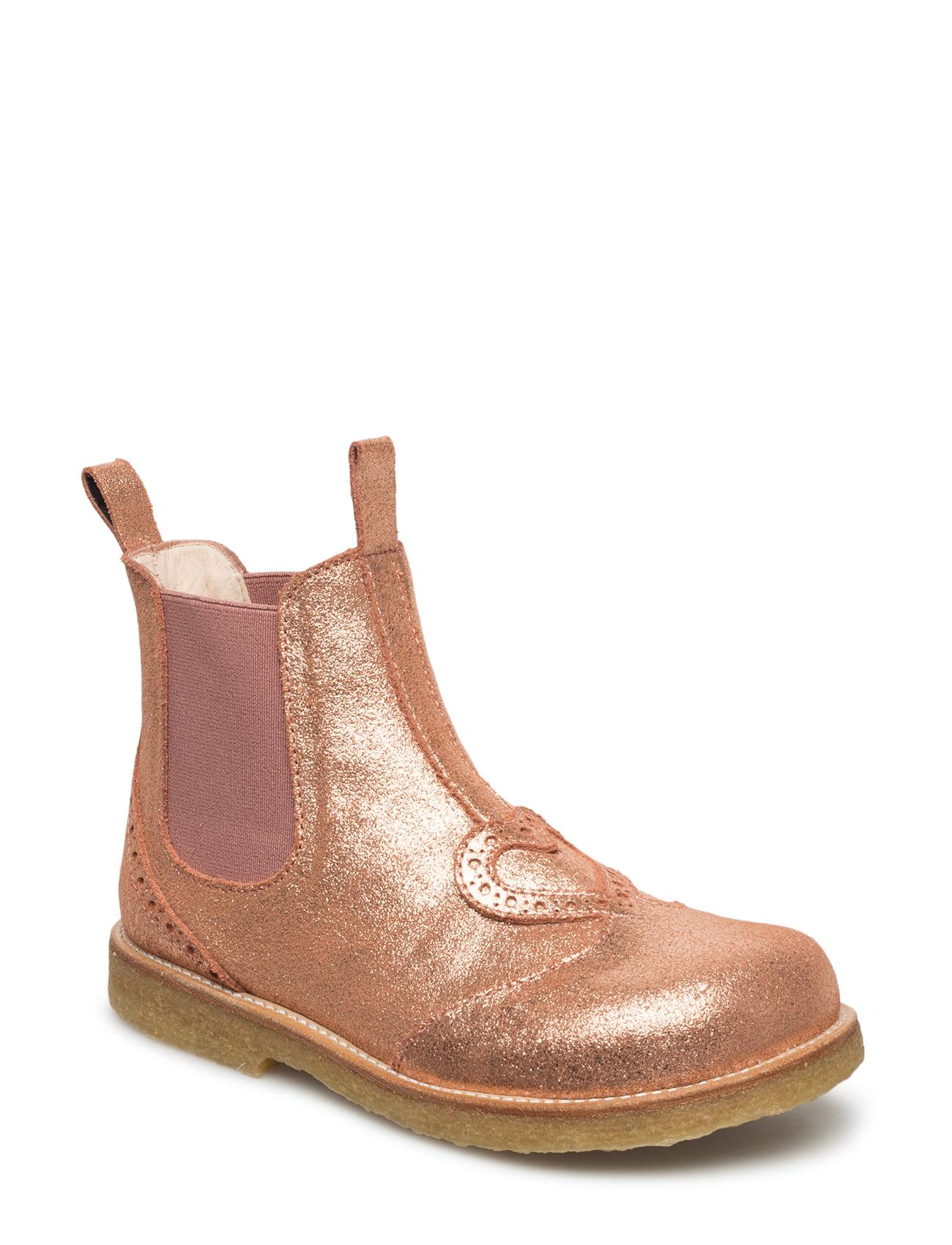 Shoes - Flat - With Elastic ANGULUS Støvler til Børn i