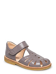Sandals - flat - 1371 LIGHT GREY