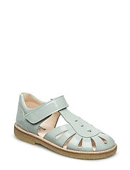 Sandals - flat - 2318  DUSTY MINT
