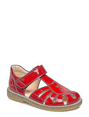Sandals - flat - 2325 RED