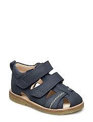 Sandals - flat - 2612 BLUE