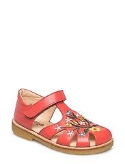 ***Shoes*** - 2408 CORAL RED