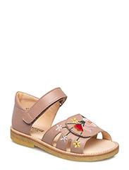 Sandals - flat - open toe - clo - 1433 MAKE-UP