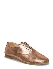 Lace-up shoe - 2423 DARK COPPER GLITTER
