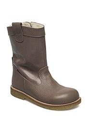 Boots - flat - 1925/2332/1227 OLD ROSE/NOUGAT