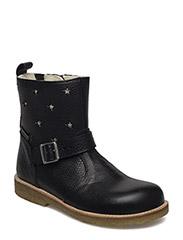 Boots - flat - zipper