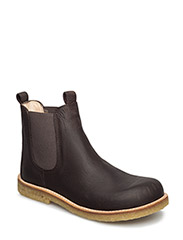 Chelsea boot - 1660/003 DARK BROWN/DUSTY MEDI