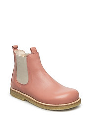 Chelsea boot - 1436/010 PEACH/BEIGE