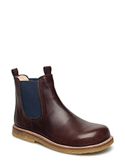 Chelsea boot - ANGULUS BROWN/BLUE