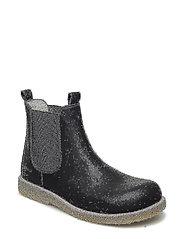 Chelsea boot - BLACK/BLACK