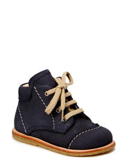 Baby shoe - 1238 Dark greyblue