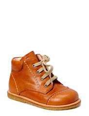 Baby shoe - COGNAC