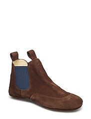 ***Indoor*** - 1166/016 COGNAC / BLUE