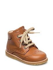 Baby shoe - 2415 COGNAC