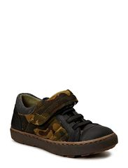 Leather sneaker - 1122 Camouflage