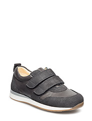 Shoes - flat - DARK GREY/GREY