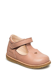 ***T - bar Shoe*** - DUSTY PEACH