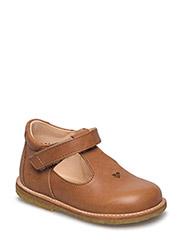 ***T - bar Shoe*** - 1789 TAN