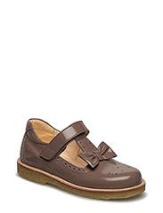 ***T - bar Shoe*** - 2332 NOUGAT
