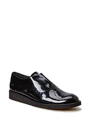 Elegant shoe w. slip-on design - 1400 BLACK