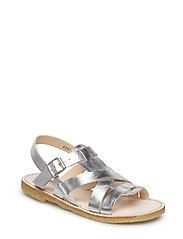 Sandals - flat - 1329 SILVER