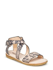***Shoes*** - 2481 GREY SNAKE