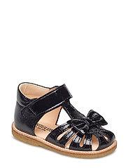 Sandals - flat - 1310 BLACK