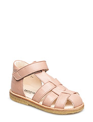 Baby sandal - DUSTY PEACH