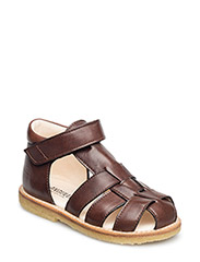 Baby sandal - ANGULUS BROWN