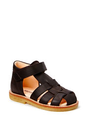 Baby sandal - 1660 DARK BROWN