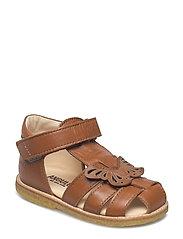 Shoes - flat - 1431 COGNAC